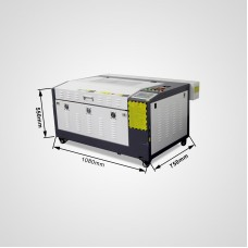 Cutmate CO2 Laser Cutting and Engraving Machine for Nonmetal 400*600(mm)