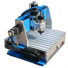 "Cutmate Mini Desktop HQ 800W CNC Router Cutting Engraving Drilling Milling 300X400mm (12""x16"") CNC Router"